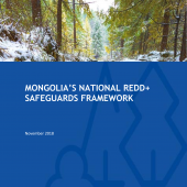 Mongolia's National REDD+ Safeguards Framework