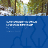 Clarification of Cancun Safeguards in Mongolia